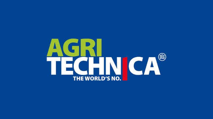 "Agritechnica 2017: ""Green Future – Smart Technology"""