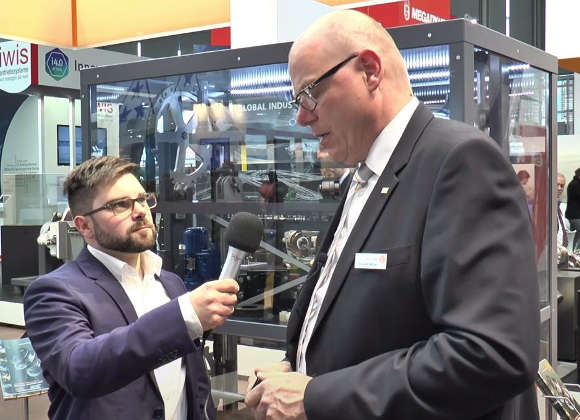 Hannover Messe Live: KTR Systems
