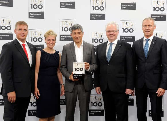 Pirtek Mittelstand Top 100 Innovativ
