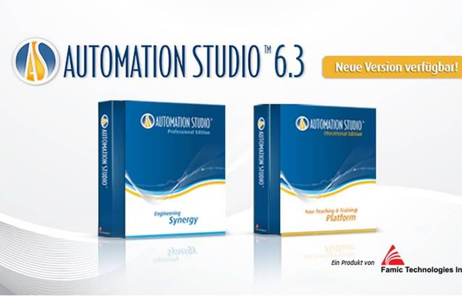 Systemdesign-Software Automation Studio mit neuer Version