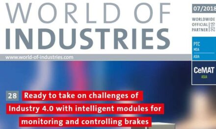 WORLD OF INDUSTRIES 7/2018 is now available
