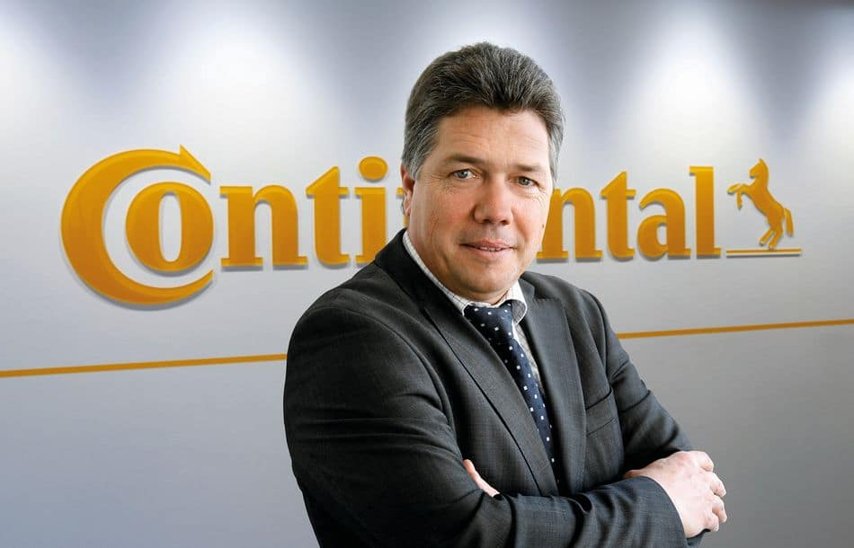 Personalwechsel bei Continental Commercial Specialty Tires (CST)