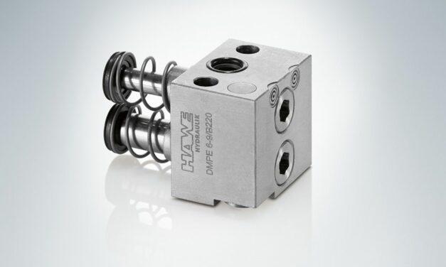 Zweistufenantrieb für hydraulische Werkzeuge