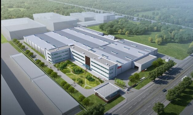 Hawe Hydraulik baut neues Werk in China