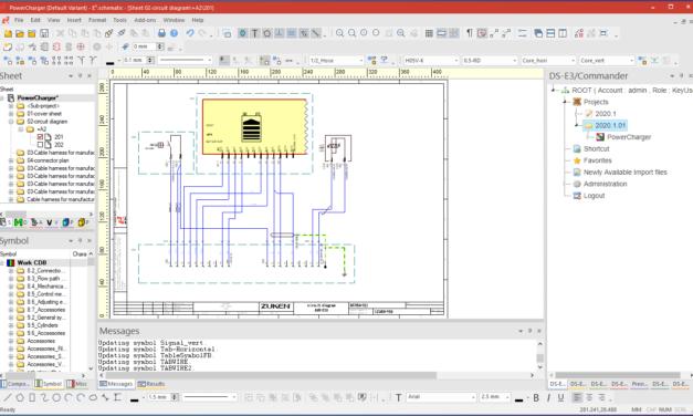 Software zur Verwaltung von Fluid-Projekten