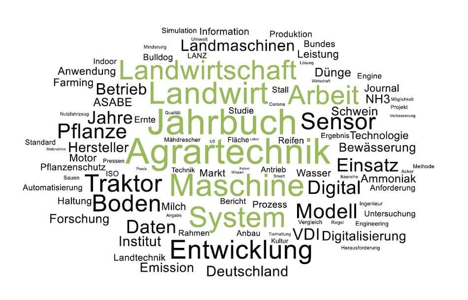 Neues Jahrbuch Agrartechnik verfügbar