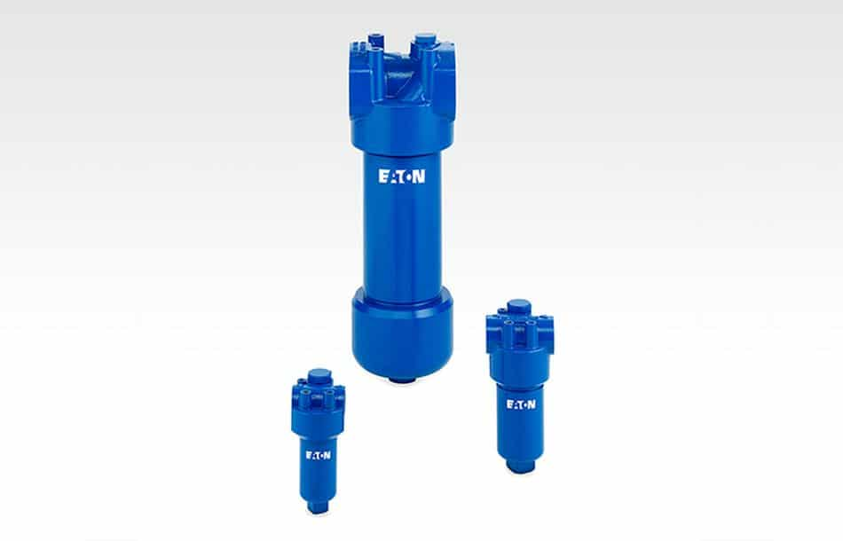 HP3-Hochdruckfilter erhöht die Fluidreinheit