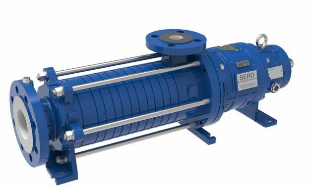Seitenkanalpumpe für die sichere Förderung von Ammoniak