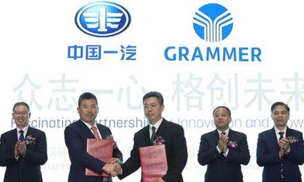 Grammer und FAW gründen Joint Venture