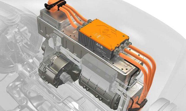 Leistungsanalyse im elektrischen Antriebsstrang