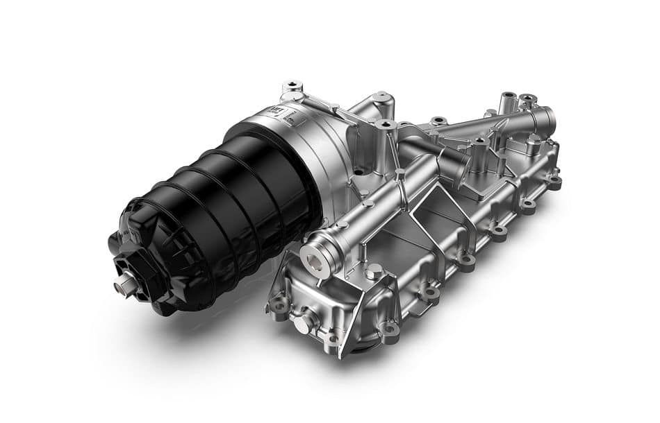 UFI Filters liefert komplettes Filtersortiment für  Sechszylindermotor