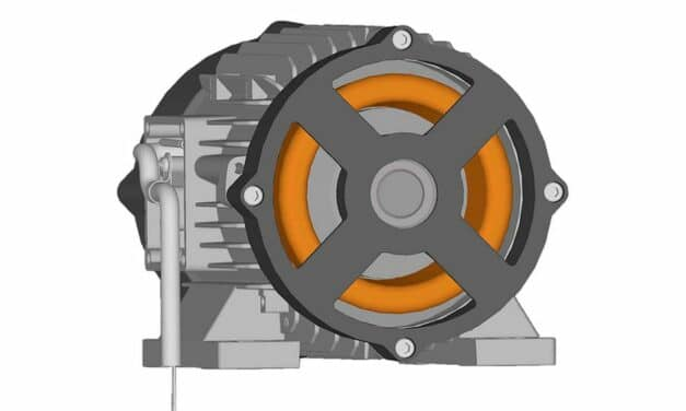 Unterölmotoren mit vollständiger Durchspülung