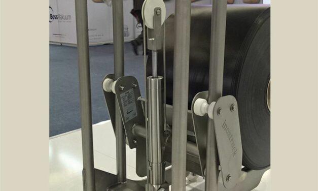 Hydraulik für strenge Hygienebereiche