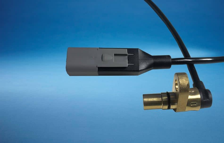 FE PWM-Drehzahlsensor mit umspritztem Stecker