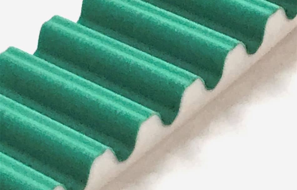 Zahnflachriemen aus thermoplastischen Polyurethanen