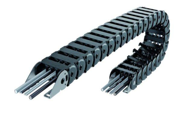 Kabelmanagement für Hebe- und Förderfahrzeuge